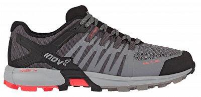 Dámské běžecké boty Inov-8 ROCLITE 305 (M) grey/coral Default