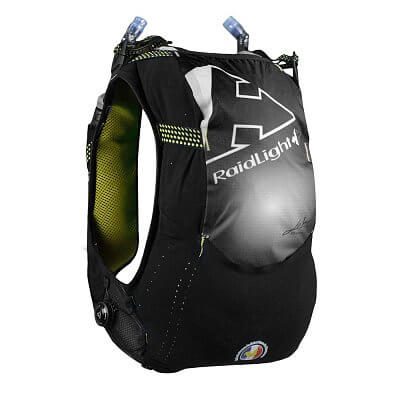vesta Raidlight Gilet Responsiv 10l + 2*600ml