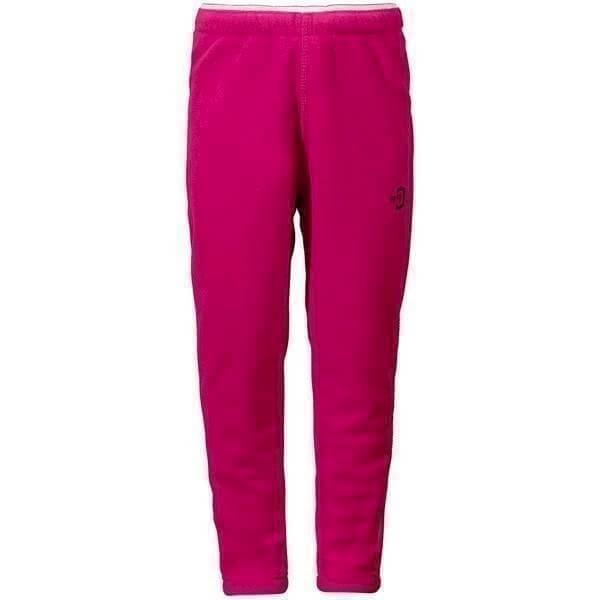 Kalhoty Didriksons Kalhoty MONTE dětské růžová