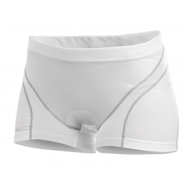 Spodní prádlo Craft W Boxer Cool Bike bílá