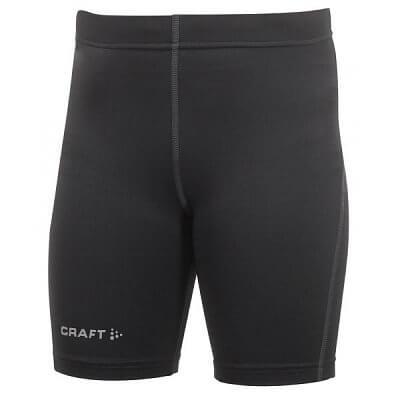 Kraťasy Craft Kalhoty Run Fitness černá