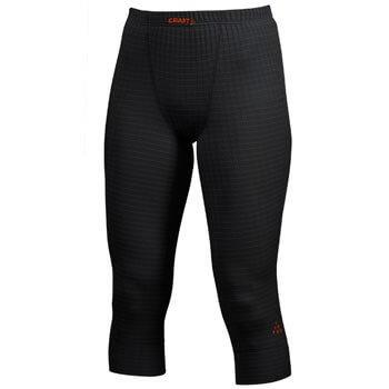 Spodní prádlo Craft W Spodky Extreme Knicker černá s červenou