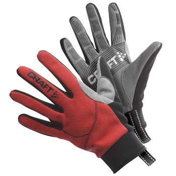 Rukavice Craft W Rukavice Performance XC červená