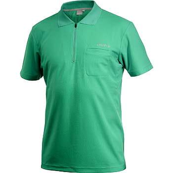 Trička Craft Triko Polo zelená