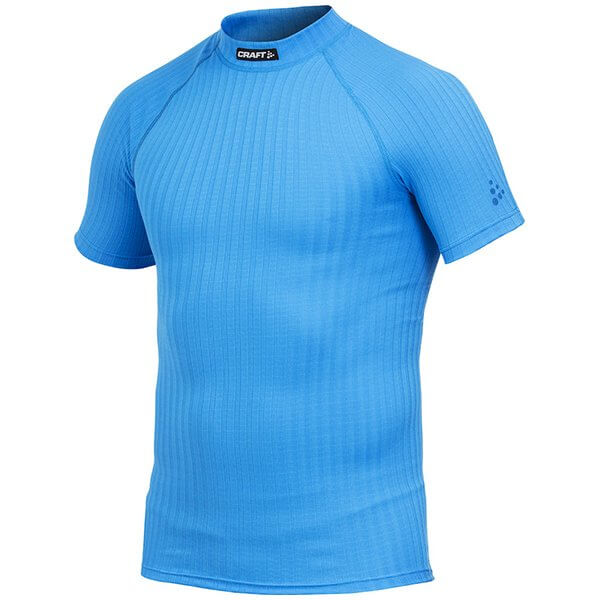 Trička Craft Triko Extreme Shortsleeve modrá