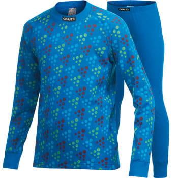 Trička Craft Set Multi 2-pack Boy modrá