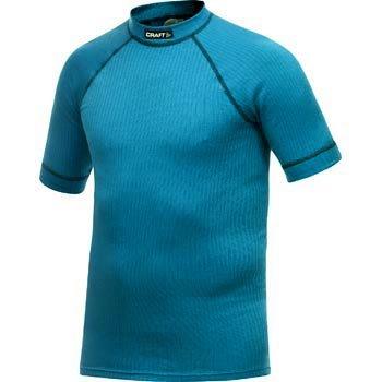 Trička Craft Triko Active Short Sleeve světle modrá