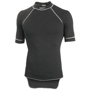 Trička Craft Triko Active Short Sleeve černá