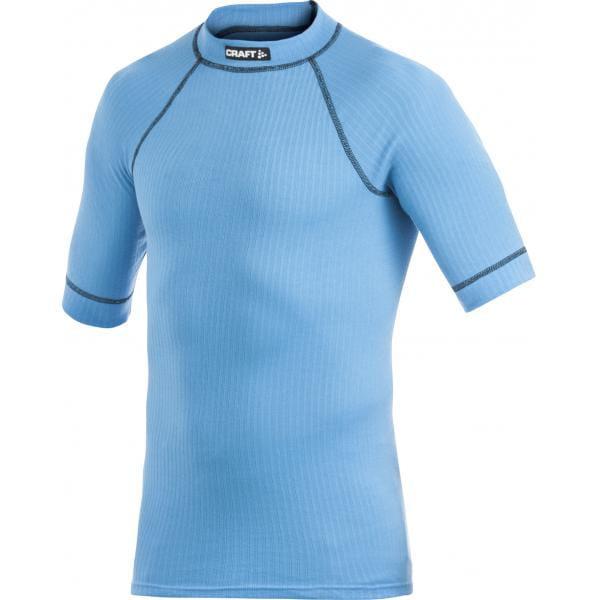 Trička Craft Triko Active Short Sleeve modrá