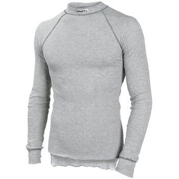 Trička Craft Triko Active Crewneck šedá
