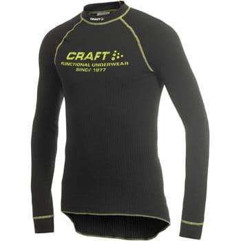 Trička Craft Triko Active Crewneck černá