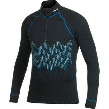 Trička Craft Rolák Active Turtleneck tmavě modrá