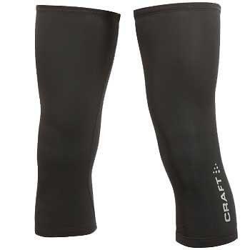 Kompresní návleky Craft Návleky na kolena černá