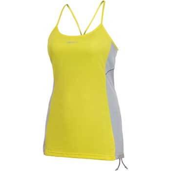 Trička Craft W Nátělník PR STRAP žlutá