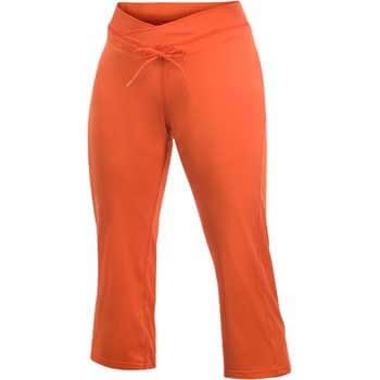 Kalhoty Craft W Kalhoty AR Loose Fit červená