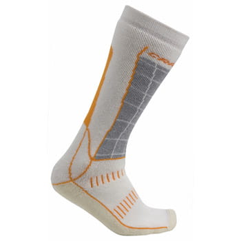 Ponožky Craft Podkolenky Warm Alpine bílá