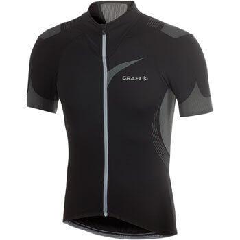 Trička Craft Cyklodres EB Jersey černá