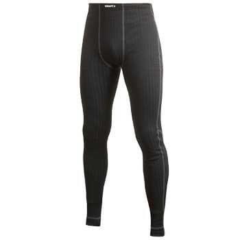 Spodní prádlo Craft Spodky Warm Wool černá