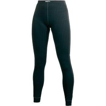 Spodní prádlo Craft W Spodky Warm Wool černá