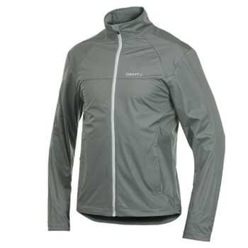 Bundy Craft Bunda PXC Softshell šedá