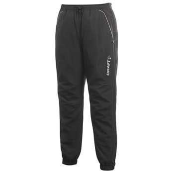 Kalhoty Craft Kalhoty XC Touring Junior černá