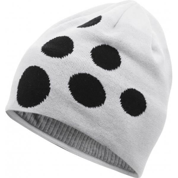 Čepice Craft Čepice Big Logo bílá s černou