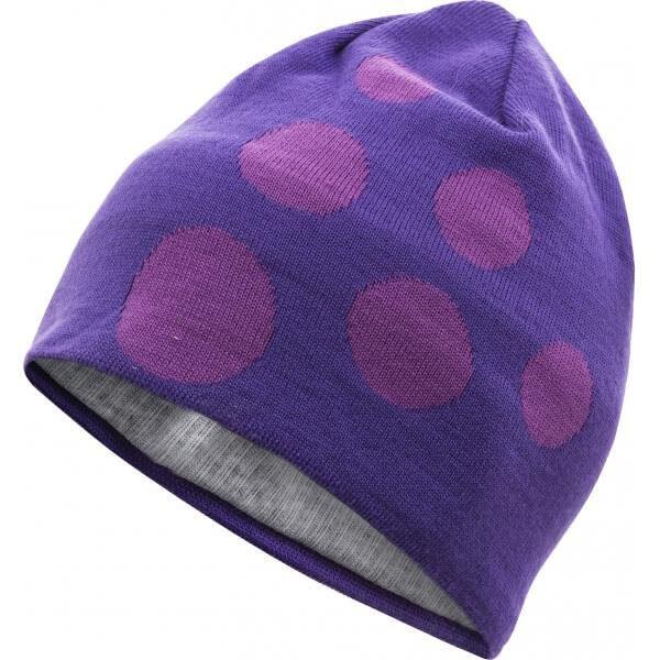 Čepice Craft Čepice Big Logo fialová