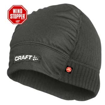 Čepice Craft Čepice Active WS černá