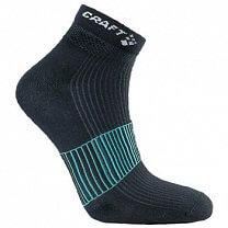Craft Ponožky Active Bike černá