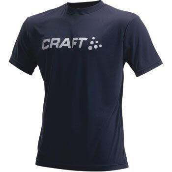Trička Craft Triko LOGO kr.r. tmavě modrá