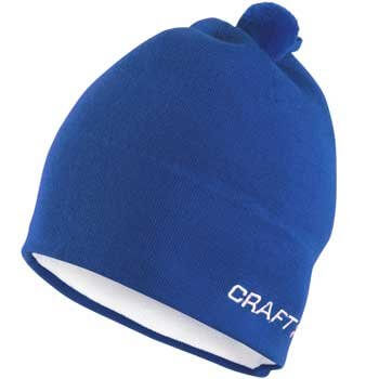 Čepice Craft Čepice Adrenalin modrá