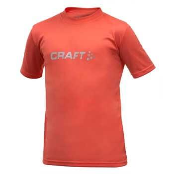 Craft Triko Run Logo růžová