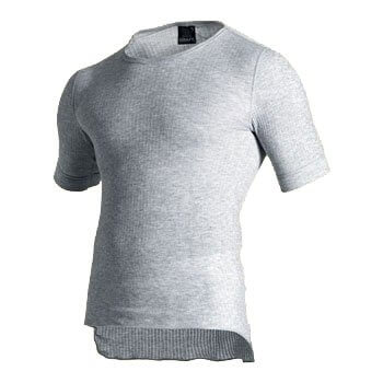 Trička Craft Triko Active Shortsleeve šedá