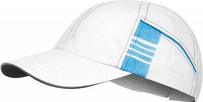 Čepice Craft Kšiltovka Focus bílá s modrou