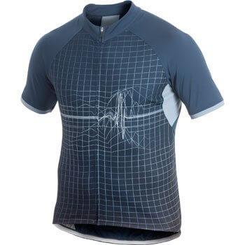 Trička Craft Cyklodres PB Jersey tmavě modrá