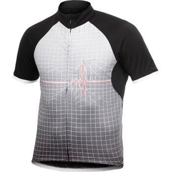 Trička Craft Cyklodres PB Jersey černá
