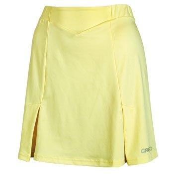 Sukně Craft W Cyklosukně AB žlutá