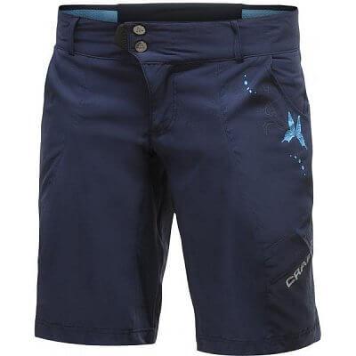 Craft W Cyklokalhoty AB Loose Fit Shorts tmavě modrá