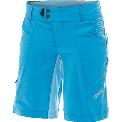 Kraťasy Craft W Cyklokalhoty AB Loose Fit Shorts sv.modrá