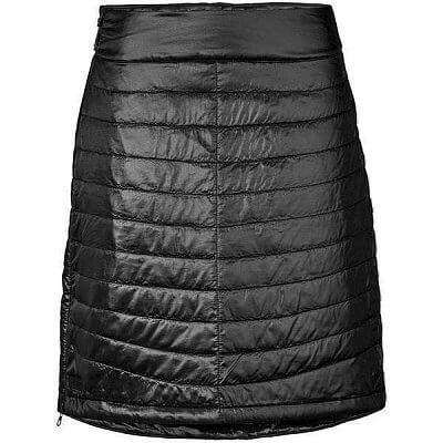 Sukne a šaty Didriksons W Sukňa ANNA dámska čierna