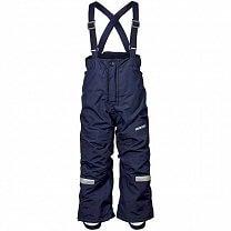Didriksons Kalhoty IDRE dětské tmavě modrá