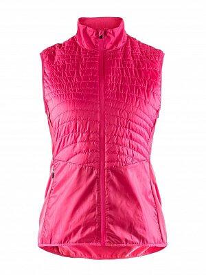 Vesty Craft W Vesta  Urban Warmer růžová
