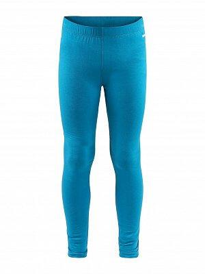 Spodní prádlo Craft Spodky Essential Warm Junior tmavě modrá