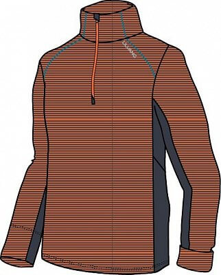 Pánské tričko s dlouhým rukávem Ulvang Rav Tričko