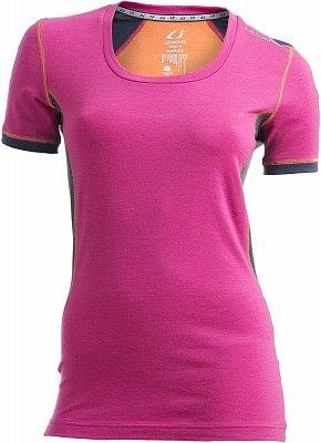 Dámske tričko s krátkym rukávom Ulvang Training Tričko