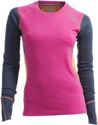 Dámske tričko s dlhým rukávom Ulvang Training Tričko