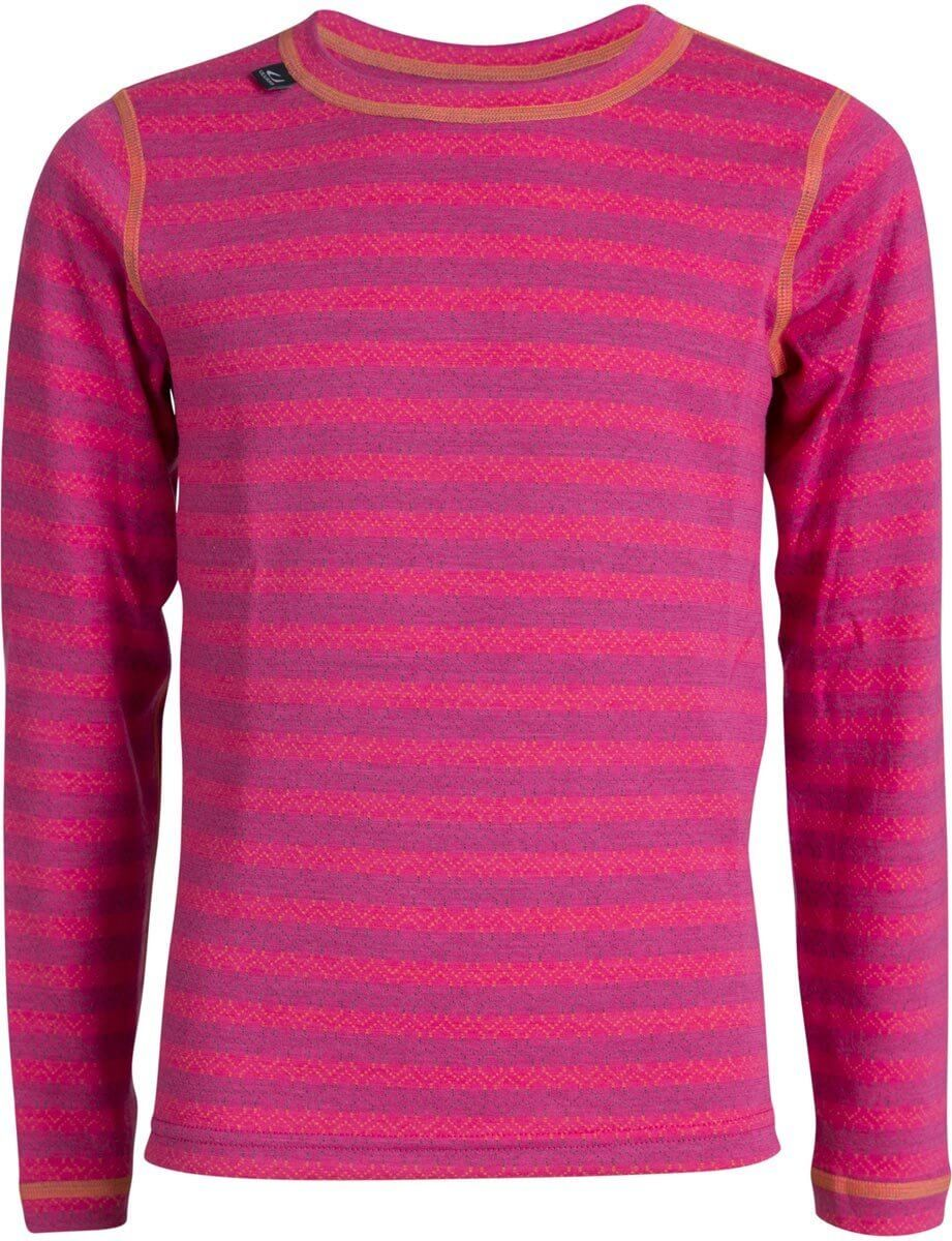 Detské tričko s dlhým rukávom Ulvang 50Fifty 2.0 Tričko