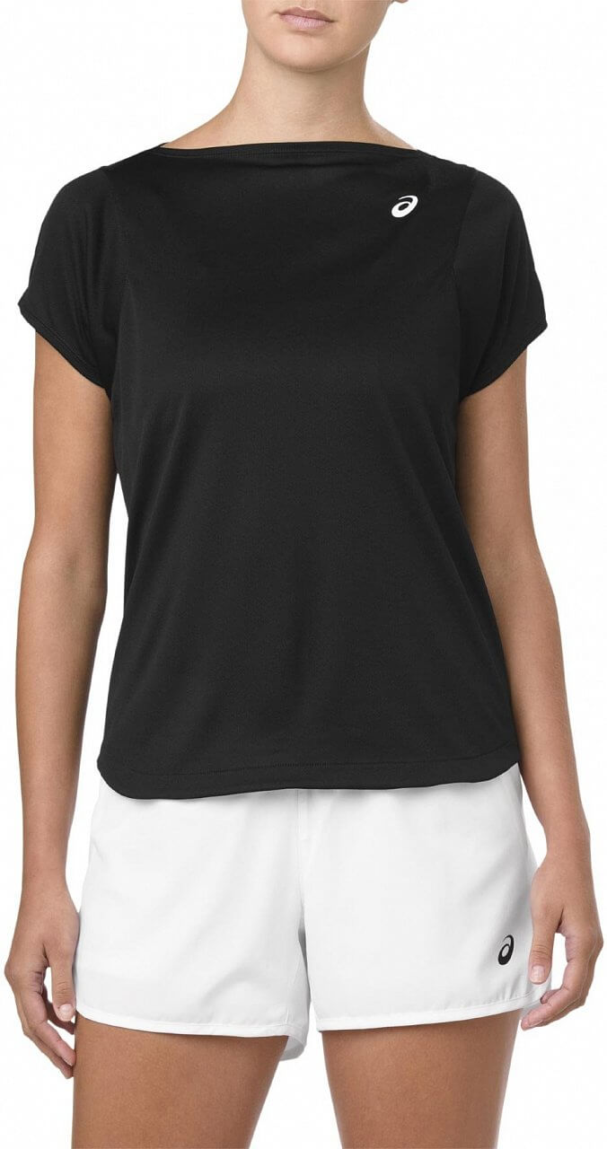 5621e49e6b22 Asics Practice SS Top. Dámske tenisové tričko