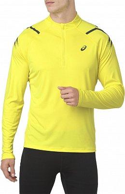 Pánské běžecké tričko Asics Icon LS 1/2 Zip Top