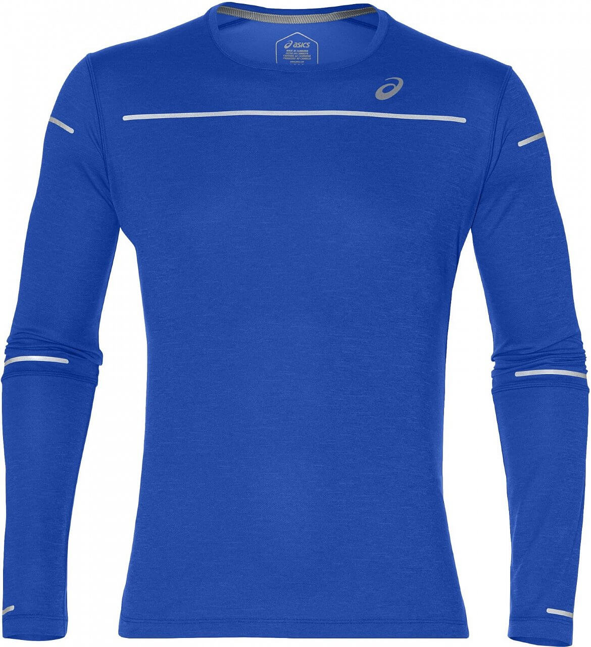 Asics Lite-Show LS Top. Pánské běžecké tričko e1bdfcf166